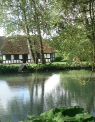 huset ved søen i Lemvig